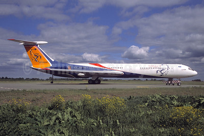 Trust Air Company Ilyushin Il-62M UP-16209 (msn 3139956) (Jacques Guillem Collection). Image: 949837.