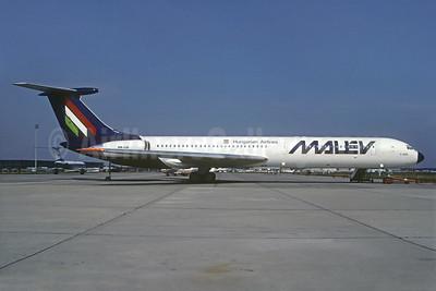MALEV Hungarian Airlines Ilyushin Il-62M HA-LIA (msn 4933456) BUD (Christian Volpati Collection). Image: 935334.
