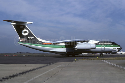 Iraqi Airways Ilyushin Il-76TD YI-ALU (msn 0033448398) (Richard Vandervord). Image: 906560.
