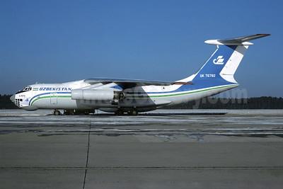 Uzbekistan Airways Ilyushin Il-76TD UK76782 (msn 0093498971) NUE (Christian Volpati Collection). Image: 951868.