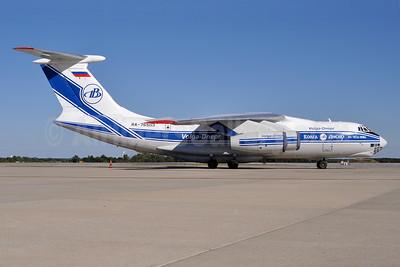 Volga-Dnepr Airlines Ilyushin Il-76TD-90VD RA-76503 (msn 2093422748) BWI (Tony Storck). Image: 920854.