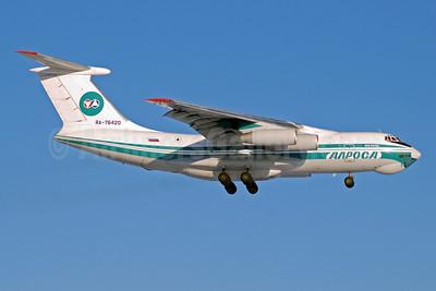 Alrosa Avia (Alrosa Air Company)Ilyushin Il-76TD RA-76420 (msn 1023413446) VKO (OSDU). Image: 904506.