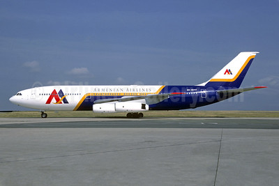 Armenian Airlines Ilyushin Il-86 EK-86117 (msn 51483209085) CDG (Christian Volpati). Image: 951533.