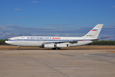 Aeroflot Don Ilyushin Il-86 RA-86124 (msn 51483210092) (Aeroflot colors) AYT (Ton Jochems). Image: 903473.