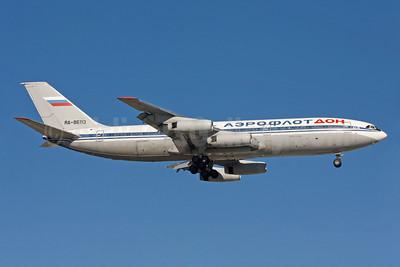 Aeroflot Don Ilyushin Il-86 RA-861113 (msn 51483209081) (Aeroflot colors) AYT (Ole Simon). Image: 903472.