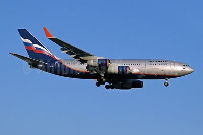 Aeroflot Russian Airlines Ilyushin Il-96-300 RA-96007 (msn 74393201004) AYT (Paul Denton). Image: 909761.