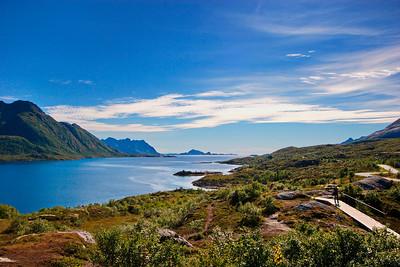 Austnesfjorden on Lofoten