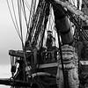 The tall ship Goetheborg approaching harbor