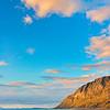 Mountain Elgen seen from Nupen
