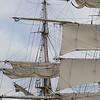 Two masters sailing ship
