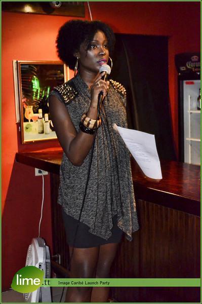 Image Caribé Launch Party