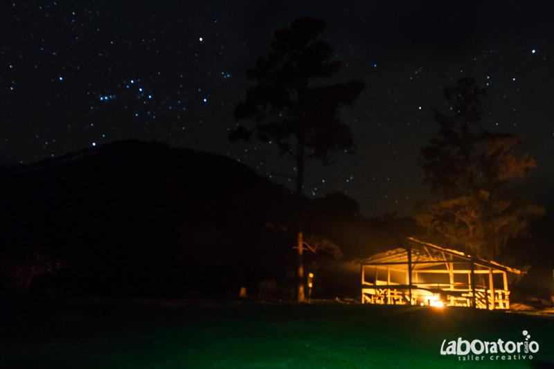"""Noche Estrellada"" - Valle del Tetero 2014"