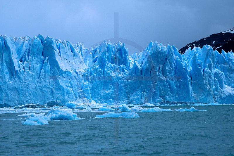 Perito Moreno Glacier and Lago Argentino, Los Glaciares National Park, Santa Cruz, Argentina