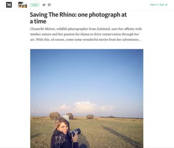 Australian Rhino Project