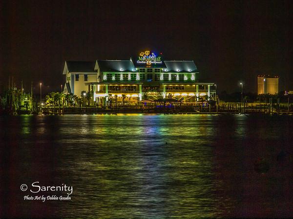 Margaritaville Casino Night View