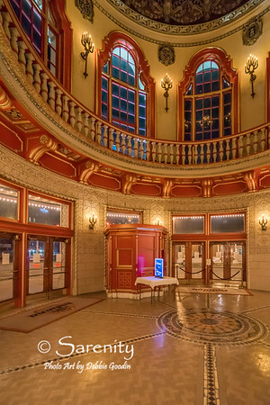 Foyer - Indiana Theatre
