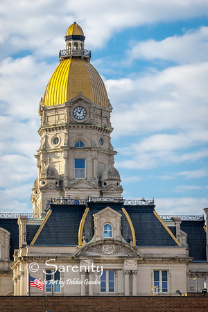 Vigo County Courthouse Dome, Terre Haute, IN