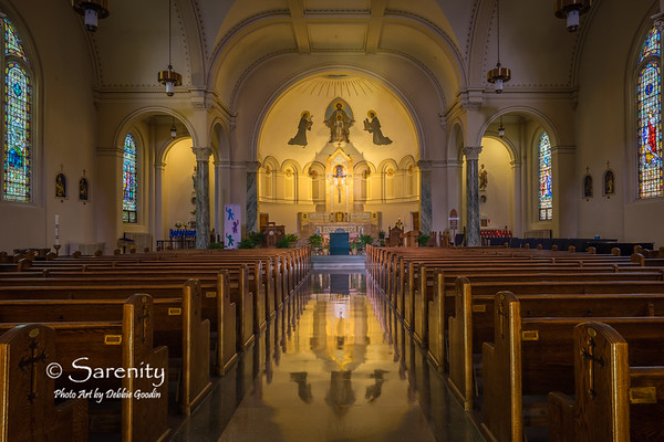 Sanctuary Reflections