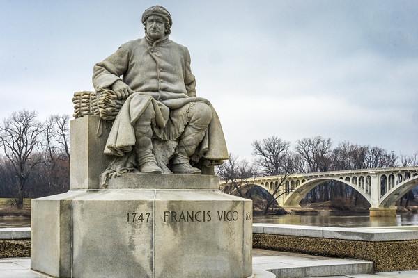 Francis Vigo Monument