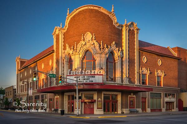 Historic Indiana Theatre
