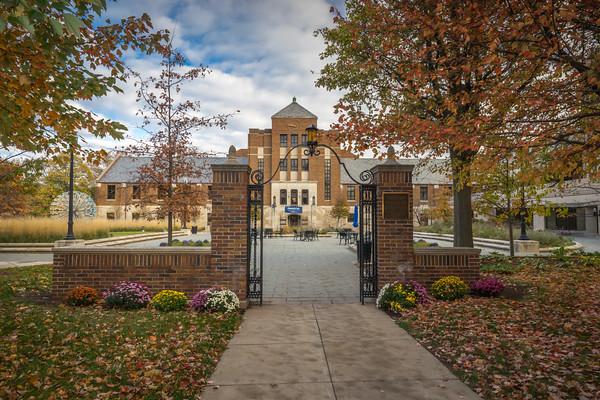 Tilson Music Hall - Historic Gates