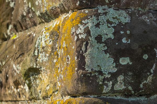 Liken - Mansfield Covered Bridge Stone Support