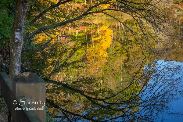 Eye of the Fall - Strahl Lake