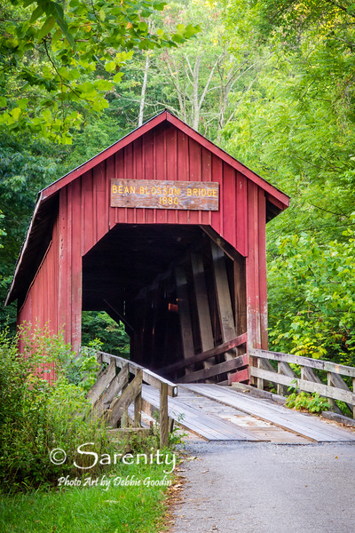 Bean Blossom Bridge, Bean Blossom, IN, Brown County