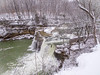 Winter at Cataract Falls!