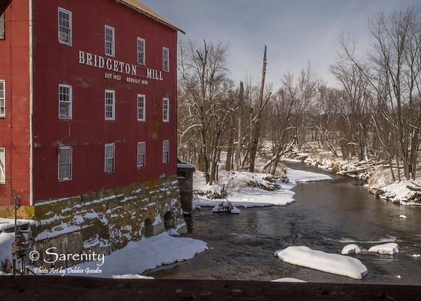 Winter Mill on Big Raccoon