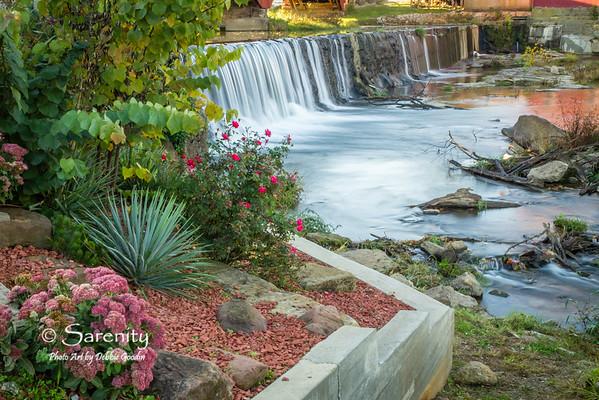 Bridgeton Falls