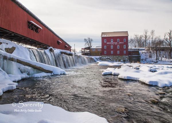 Bridgeton Mill and Bridge