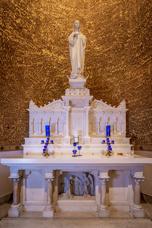 Shrine of Mary the Blessed Mother