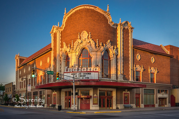 Historic Indiana Theatre