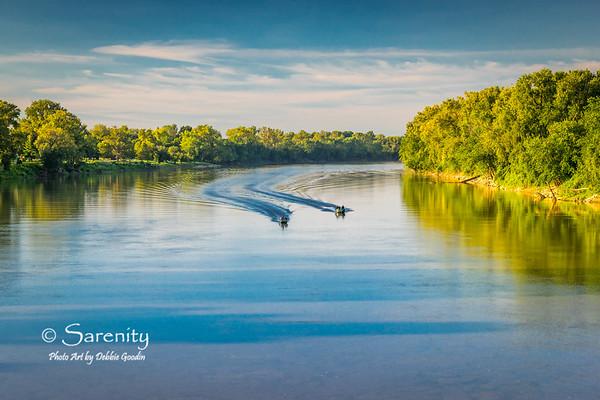 River Wake