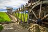 Gristmill Waterwheel