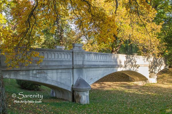 Stone Bridge, Our Lady of Lourdes Grotto