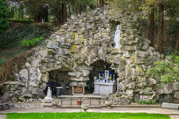 Spring Grotto