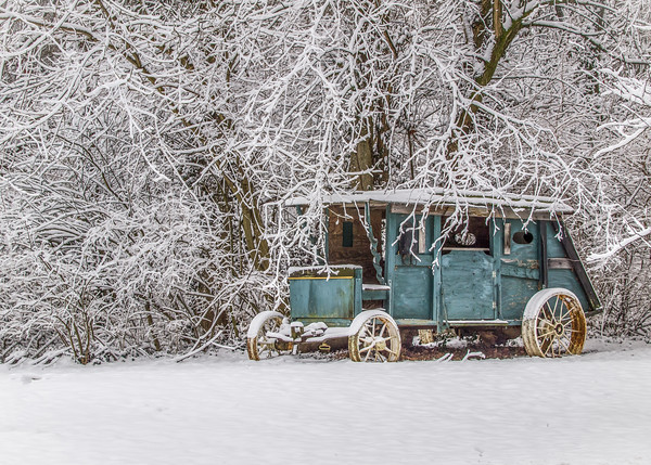 Winter of Old