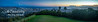 Downtown Honolulu Panoramic View -