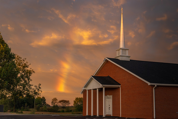 Garlin Calvary Temple Church, Columbia, KY