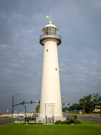 The Biloxi Lighthouse