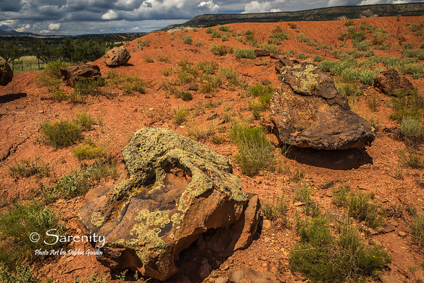 Ghost Ranch, Abiquiu, New Mexico