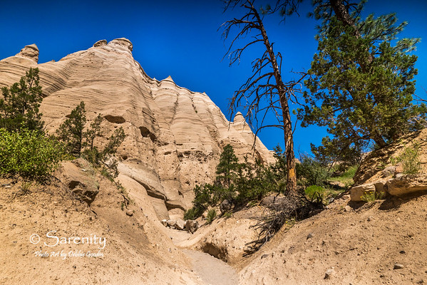 Kasha-Katuwe Tent Rocks National Monument, Cochiti, New Mexico
