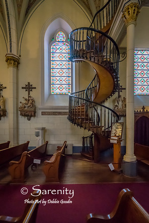 Miracle Staircase, Loretto Chapel