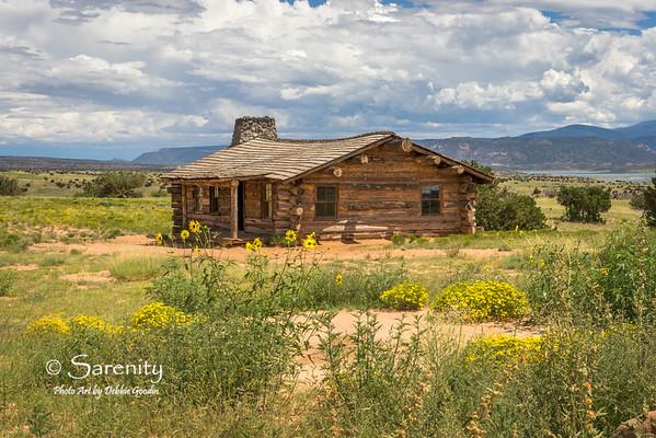 Ghost Ranch, Abiquiu, NM