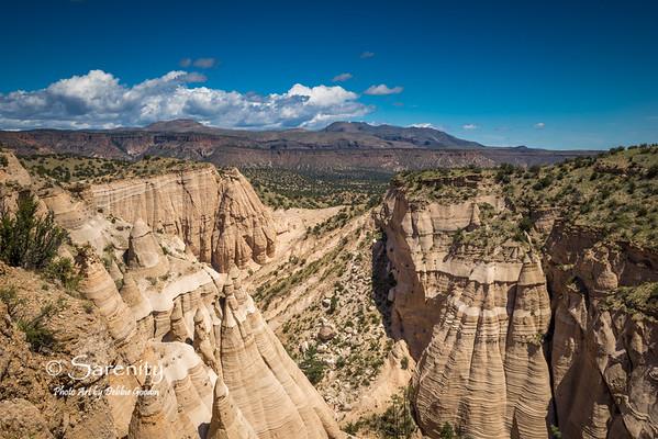 Kasha-Katuwe Tent Rocks National Monument, Cochiti, New Mexico