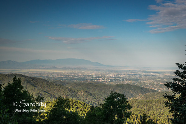 Hyde Memorial State Park, Santa Fe, NM