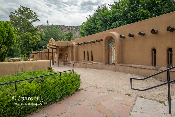 Don Bernardo Abeyto Welcome Center, Chimayo', NM