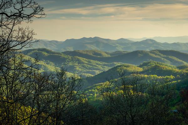 Woodfin Valley Overlook